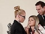House of Taboo Petite teen dominated and ass fucked