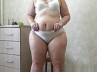 young fat dump with a hairy pussy opens up for a wild orlé rare fuck