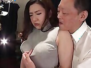 Crazy bondage fest with tit starved sweetie Diamond Jackson from Japan