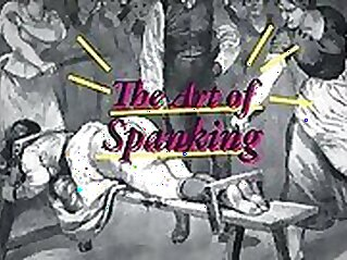 Clamped Spanked Position Keeps Goddess From Getting Bent Over